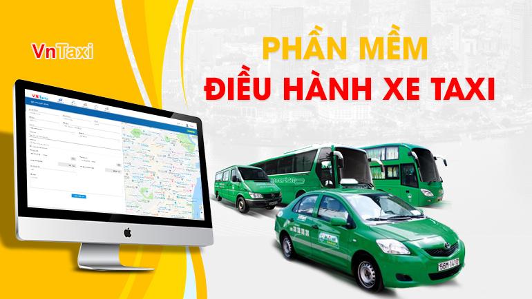 Phần mềm điều hành xe taxi